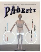 John Stezaker: Parkett #84