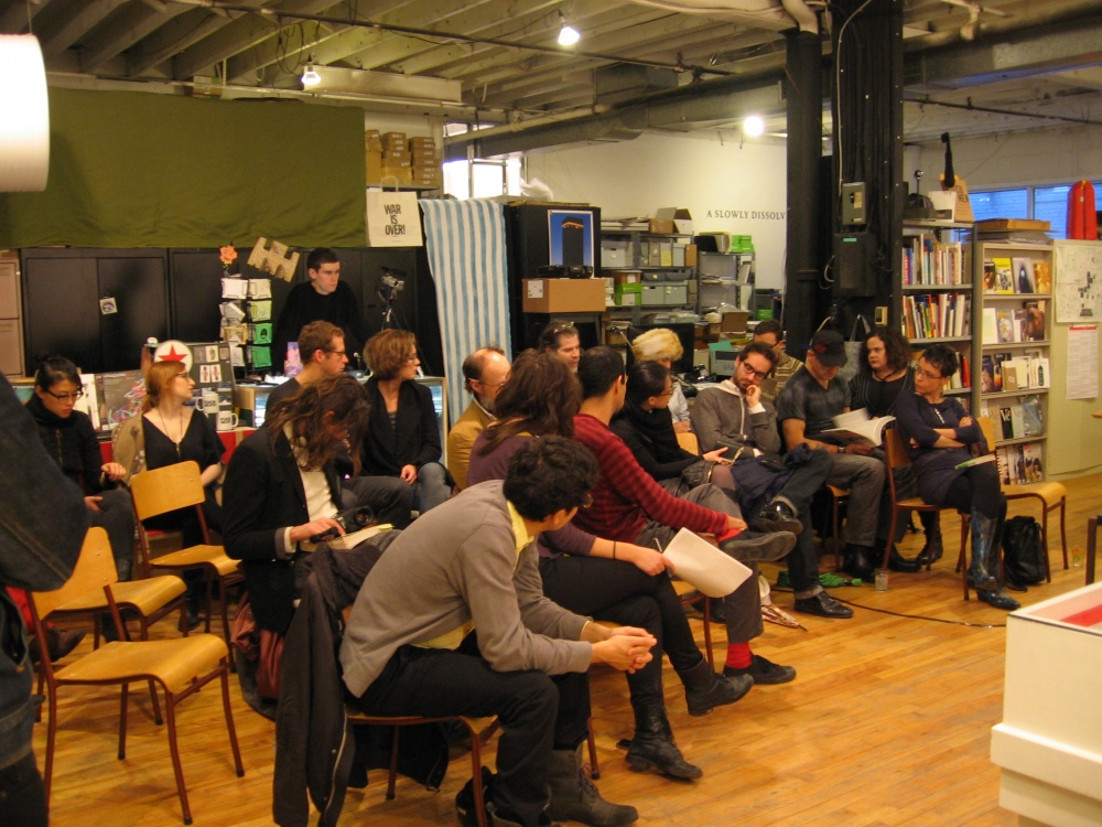 Mostly What Is Unsaid discussion series: publication launch for