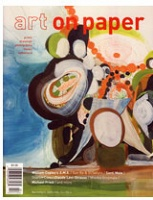 Art on Paper, March/April 2009