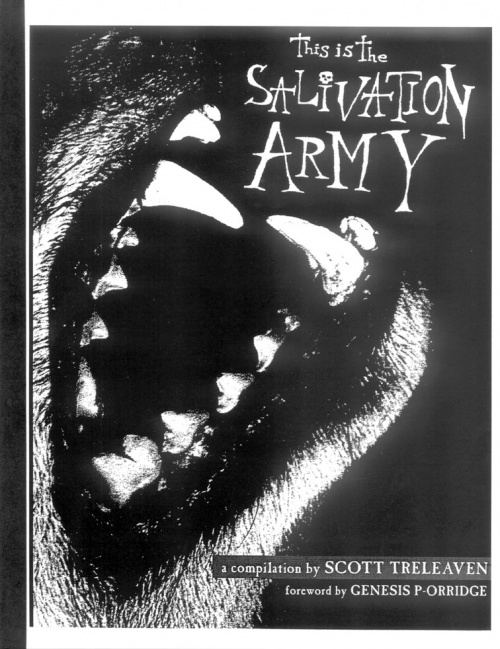 Bootleg Series: Scott Treleaven's This Is The Salivation Army