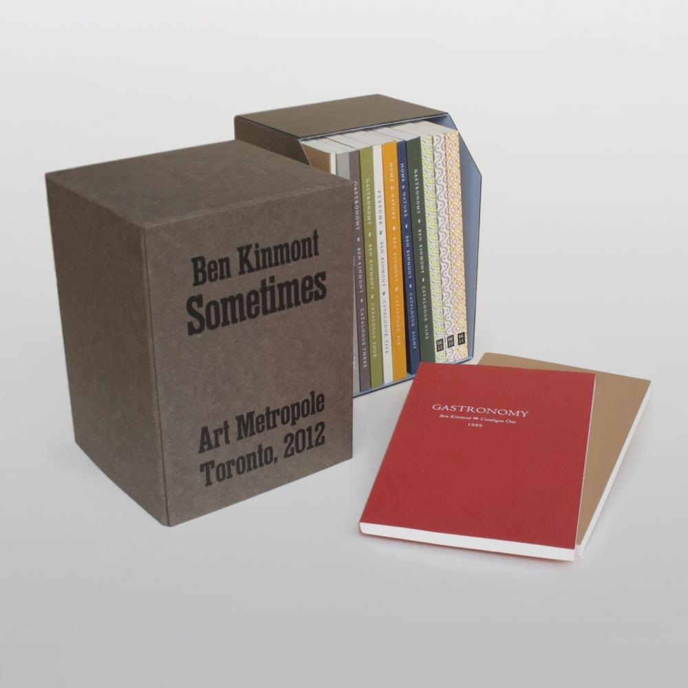 Ben Kinmont - Sometimes