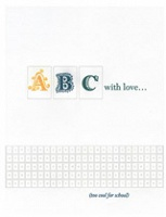 James Carl, FASTWURMS, and Jill Henderson: ABC.....WITH LOVE (TOO COOL FOR SCHOOL)