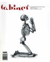 Nestor Kruger: Cabinet Issue 28: Bones, Winter 2008