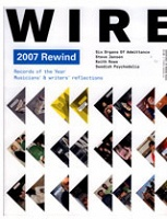 Stephen Ellwood: The WIRE, Issue 287, January 2008
