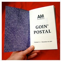 Miles Collyer: GOIN' POSTAL