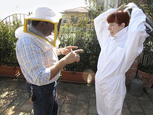 Diane Borsato - How to keep Bees in Italian