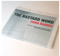 Fionna Banner: The Bastard Word