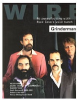 Cecilia Berkovic: The WIRE, issue 277, March 2007