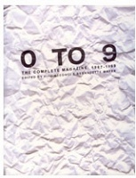 0 to 9, The Complete Magazine: 1967-1969