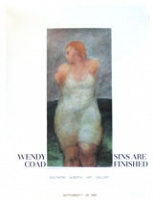 Wendy Coad: Sins are finished