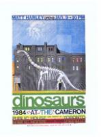Matt Harley:Dinosaurs