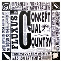 "30th Birthday of Fluxus ""A Conceptual Country"""