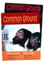 Common Ground : Issue Common Ground : Issue 154 May 2004 and 161 Dec 2004