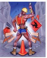 Rob Clarke:Construction