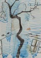 Leda Bourgogne, 'Tree'