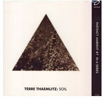Terre Thaemiltz: Terre Thaemlitz :Soil
