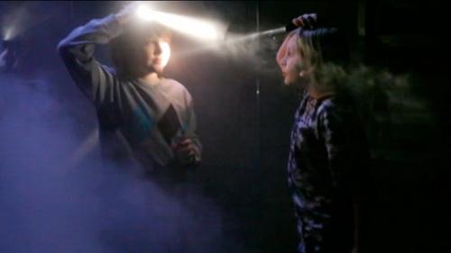 Luis Jacob, Light On (Flashlight), 2013. Video still, courtesy o