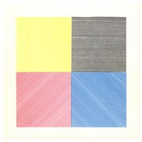 Sol Lewitt: Four Basic Kinds of Lines & Colour