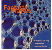 Constance de Jong, Tony Oursler, and Stephen Vitiello: Fantastic Prayers CD ROM