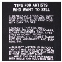 John Baldessari: Tips for Artists Who Want to Sell