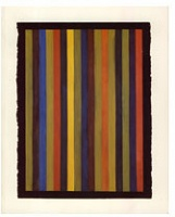 Sol Lewitt: Bands of Colour