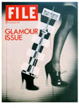 "FILE Magazine (""Glamour Issue,"" Vol. 3, #1, Autumn 1975)"