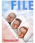 """FILE Megazine (""""General Idea's 1984 & the 1968-1984 FILE R"""