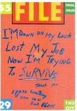 "FILE Megazine (""Final Issue,"" #29, 1989)"