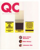 Dyke Action Machine, Mike Hickey, and Johannes Zits: QC: Queer Culture