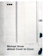 Almost Cover to Cover - Snow, Michael