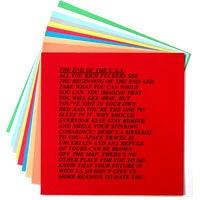 Jenny Holzer:Posterpacks