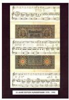 25 Jahre Edition Hundertmark 1970-1995