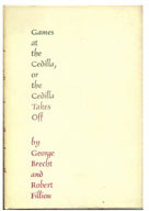 Games at the Cedilla - Brecht, George and Filliou, Robert