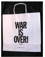 War is Over (Shopping Bag)