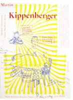 Martin Kippenberger: Poster:Track 16 Gallery