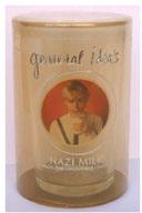 Nazi Milk Glass