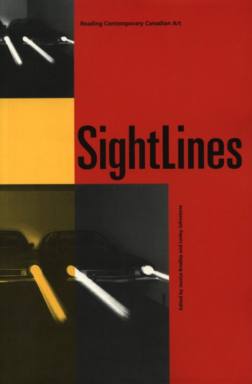 Sight Lines : Reading Contemporary Canadian Art