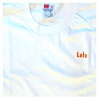 Lola Clothing Line: Lola T-Shirts