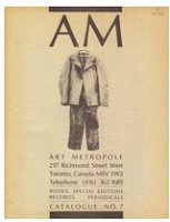 AM Catalogue 7: 1979