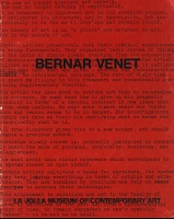 Bernar Venet: BernarVenet