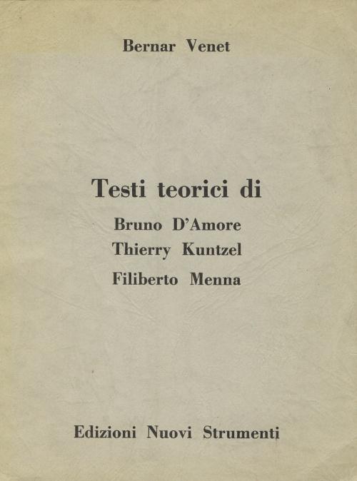 Testi Teorici