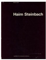 Haim Steinbach: Recent Work