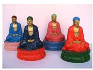 Famous Tm Buddhas - Robertson, Mitch