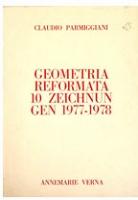 Claudio Parmiggiani: Geometria Reformata 1979