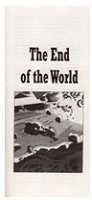 Sally McKay: The End of The World