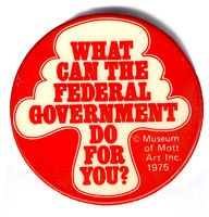 What Can the Federal Government
