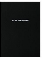 Allan Kaprow: Rates of Exchange