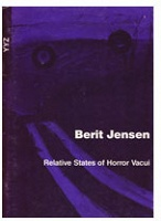 Berit Jensen: Relative States of Horror Vacui