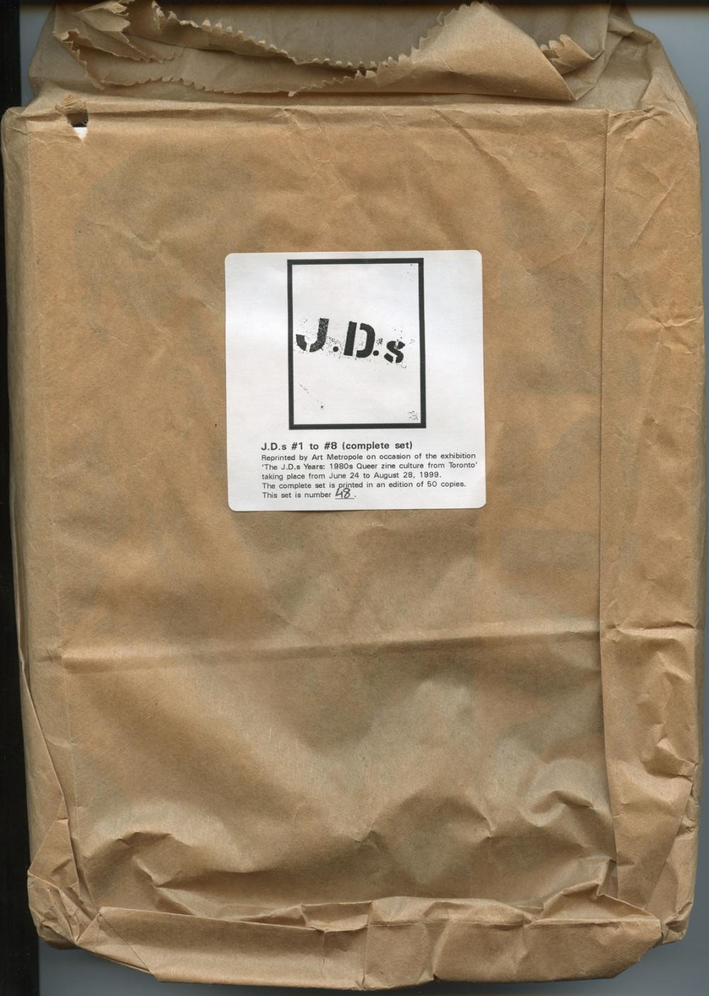 J.D.s Complete Set