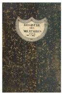 Registre des Militaires 1859 - Collins, Paul